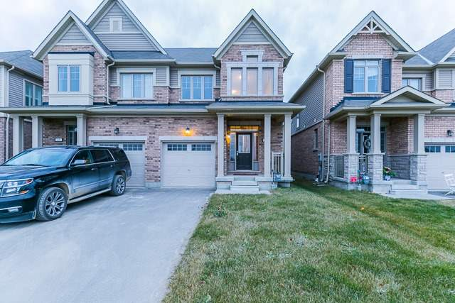 For Sale: 50 Martin Trail, New Tecumseth, ON | 3 Bed, 3 Bath Townhouse for $499,000. See 20 photos!