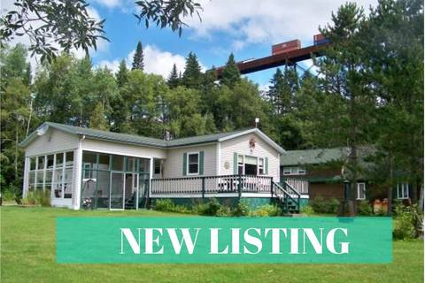 House for sale at 50 Mill Rd Dsl De Drummond New Brunswick - MLS: NB023688