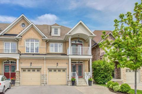 Townhouse for sale at 50 Millhouse Ct Vaughan Ontario - MLS: N4468868