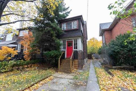 Townhouse for sale at 50 Millwood Rd Toronto Ontario - MLS: C4306106