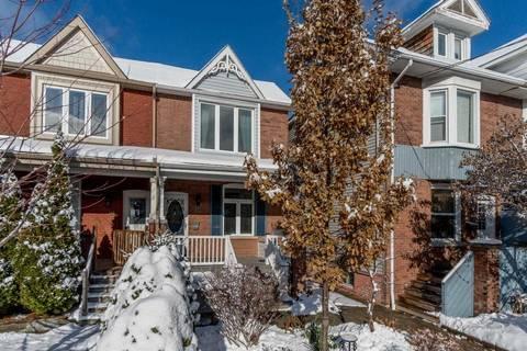 Townhouse for sale at 50 Milverton Blvd Toronto Ontario - MLS: E4649748