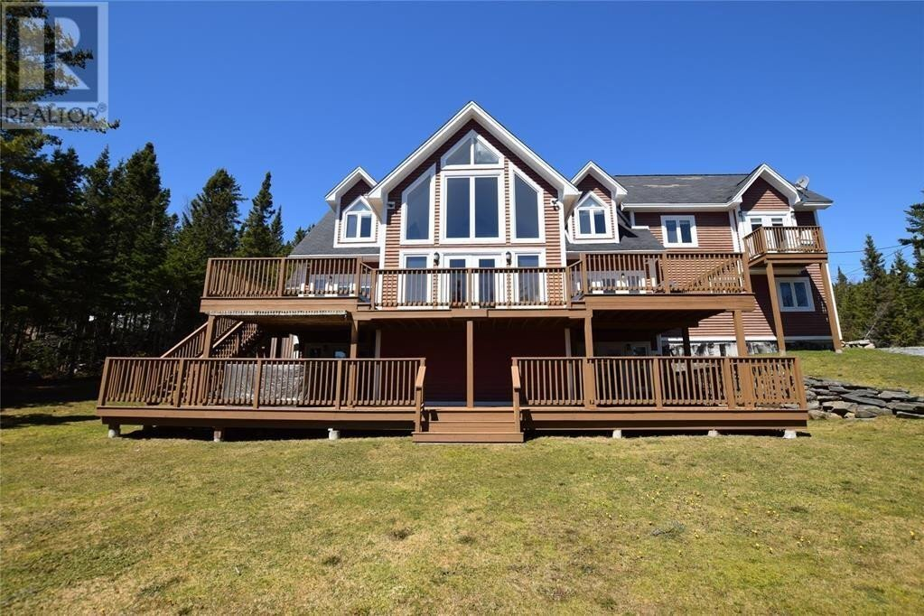 House for sale at 50 Mountain View  Humber Valley Resort Newfoundland - MLS: 1216284