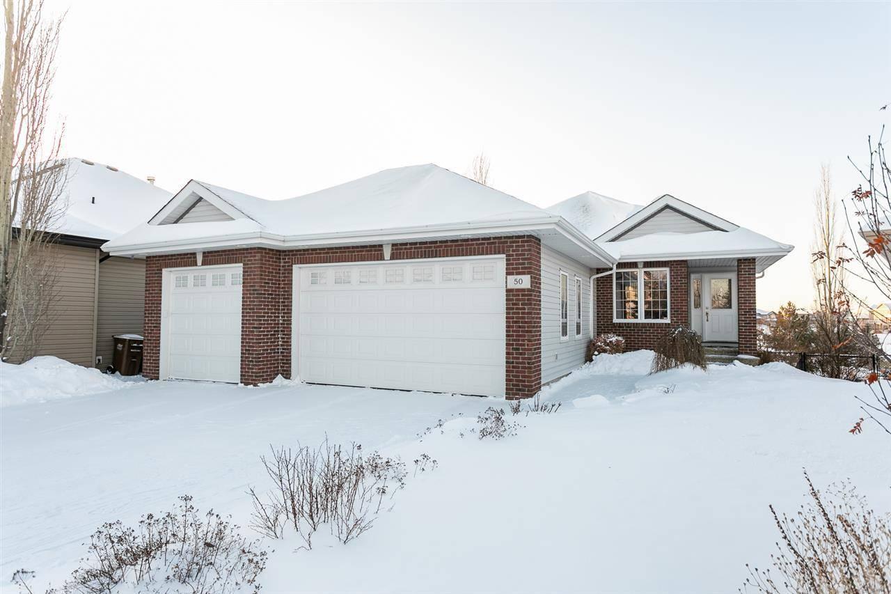 House for sale at 50 Newbury Ct St. Albert Alberta - MLS: E4184123
