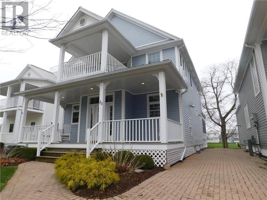House for sale at 50 Newport Beach Blvd Crystal Beach Ontario - MLS: 30726980