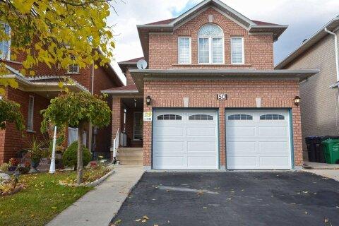 House for sale at 50 Octillo Blvd Brampton Ontario - MLS: W4966309