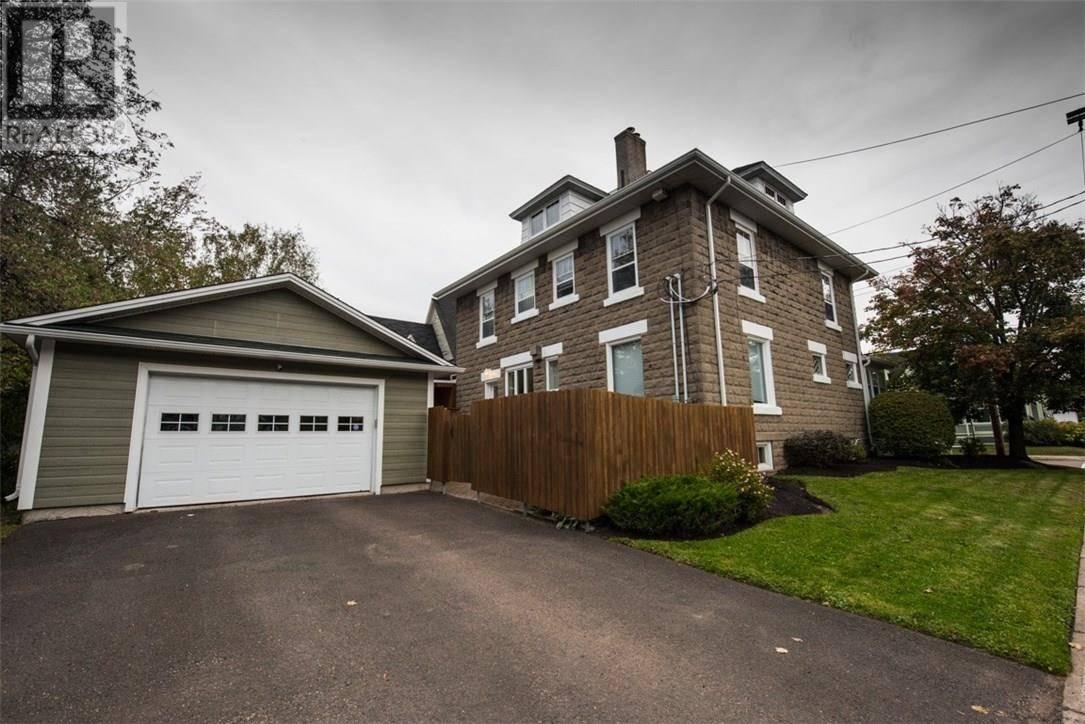 House for sale at 50 Park St Moncton New Brunswick - MLS: M125844