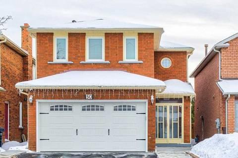 House for sale at 50 Pennsylvania Ave Brampton Ontario - MLS: W4675376