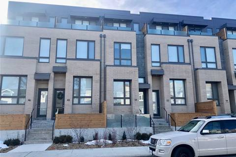 Townhouse for rent at 50 Perth Ave Toronto Ontario - MLS: C4685352