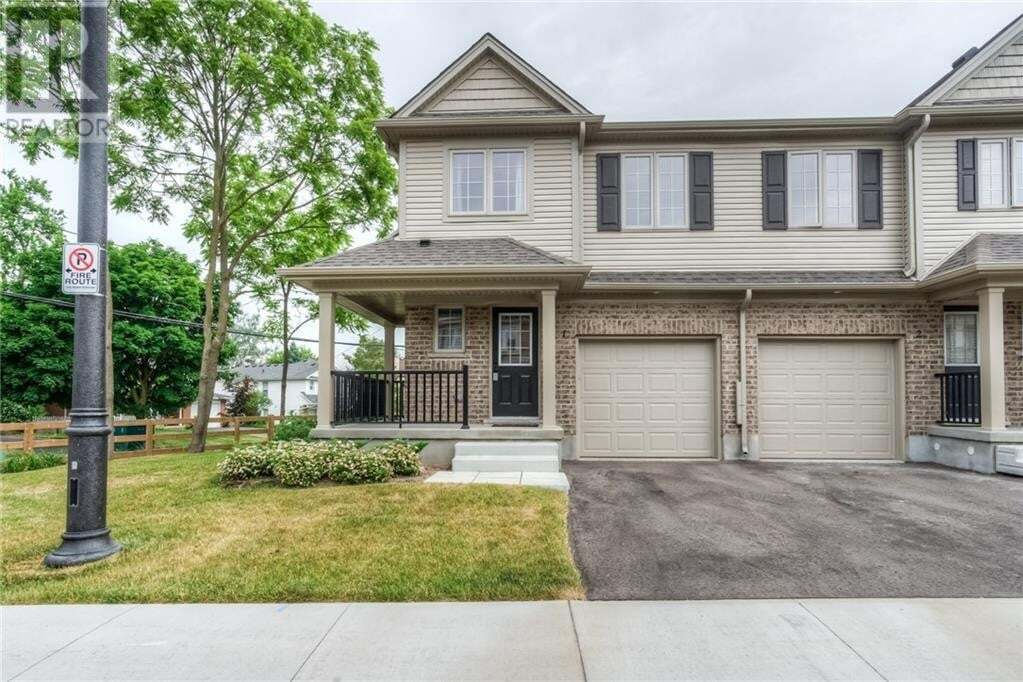 Townhouse for sale at 50 Pinnacle Dr Kitchener Ontario - MLS: 30815941