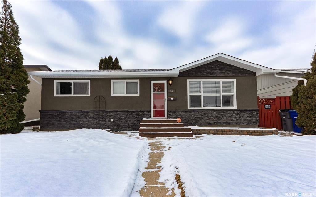 House for sale at 50 Pope Cres Saskatoon Saskatchewan - MLS: SK793839