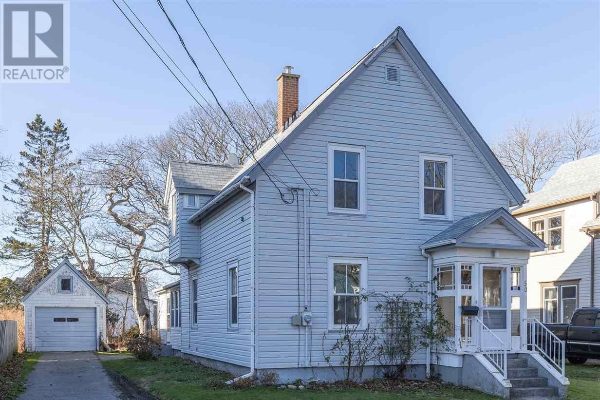 House for sale at 50 Prince St Yarmouth Nova Scotia - MLS: 202023270