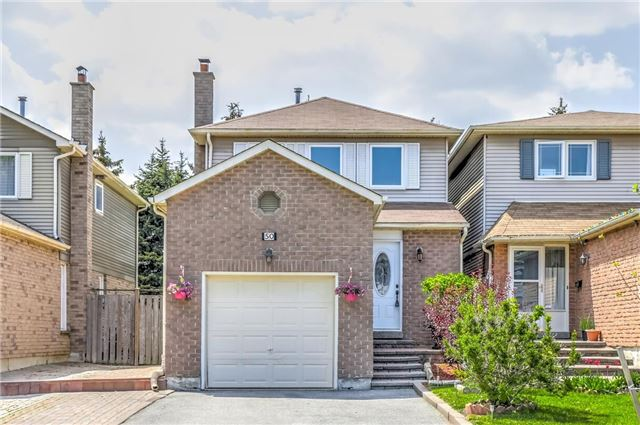 Sold: 50 Raleigh Crescent, Markham, ON