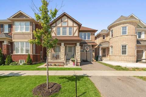 House for sale at 50 Robert Parkinson Dr Brampton Ontario - MLS: W4815861