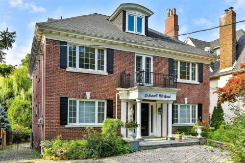 Townhouse for sale at 50 Russell Hill Rd Toronto Ontario - MLS: C4788059