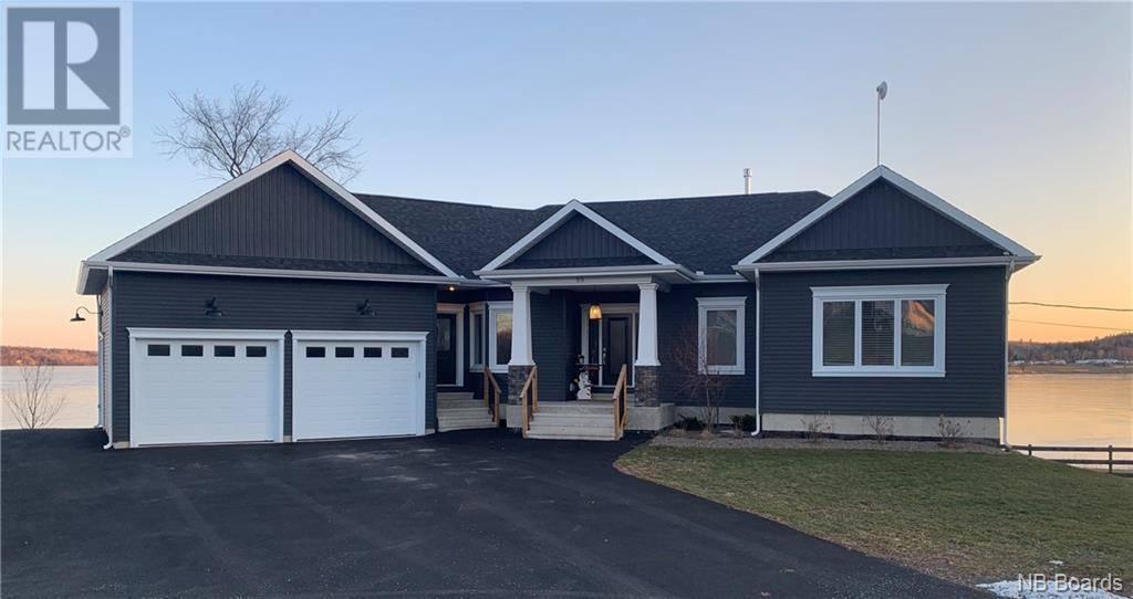 House for sale at 50 Sandcastle Ln Upper Kingsclear New Brunswick - MLS: NB038479