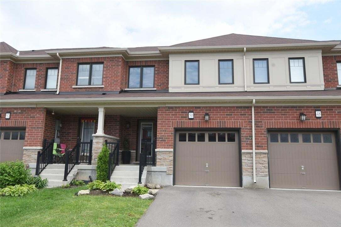 Townhouse for sale at 50 Sherway St Stoney Creek Ontario - MLS: H4079026