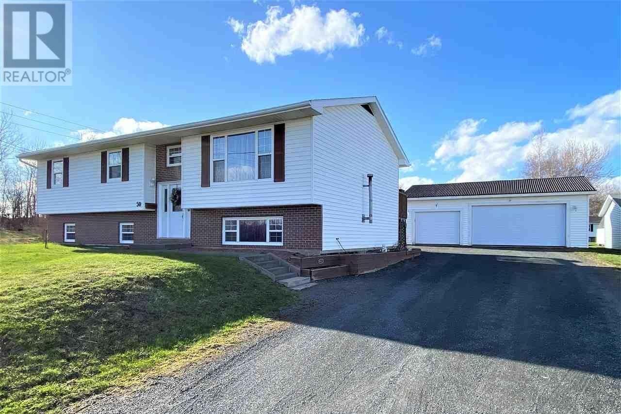 House for sale at 50 St. Bernard St Stellarton Nova Scotia - MLS: 202007420