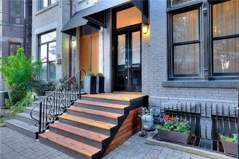 Townhouse for rent at 50 Stewart St Toronto Ontario - MLS: C4637815