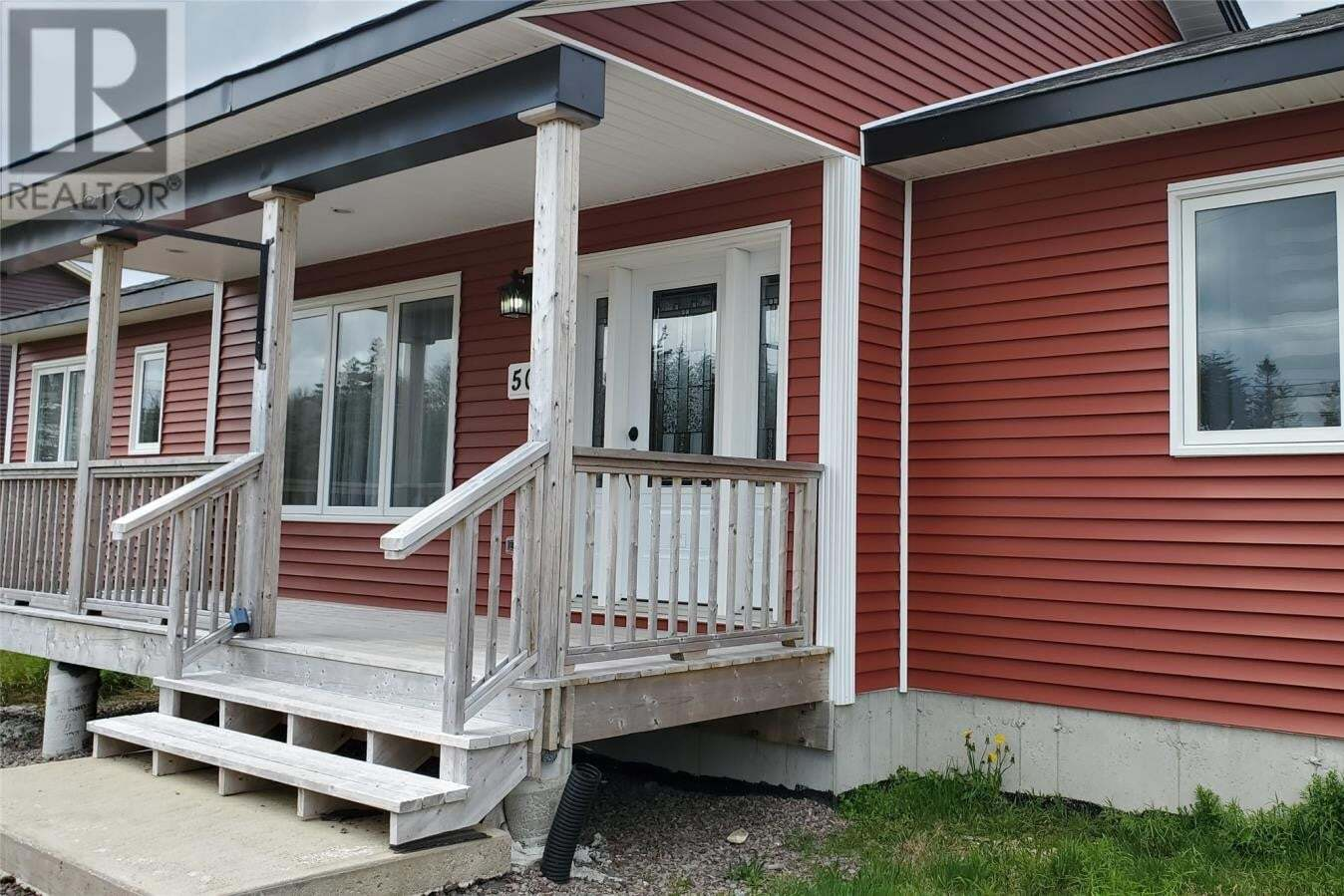 House for sale at 50 Stiles Cove Rd Pouch Cove Newfoundland - MLS: 1213624