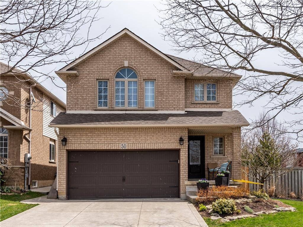 House for sale at 50 Stonepine Cres Hamilton Ontario - MLS: H4076831