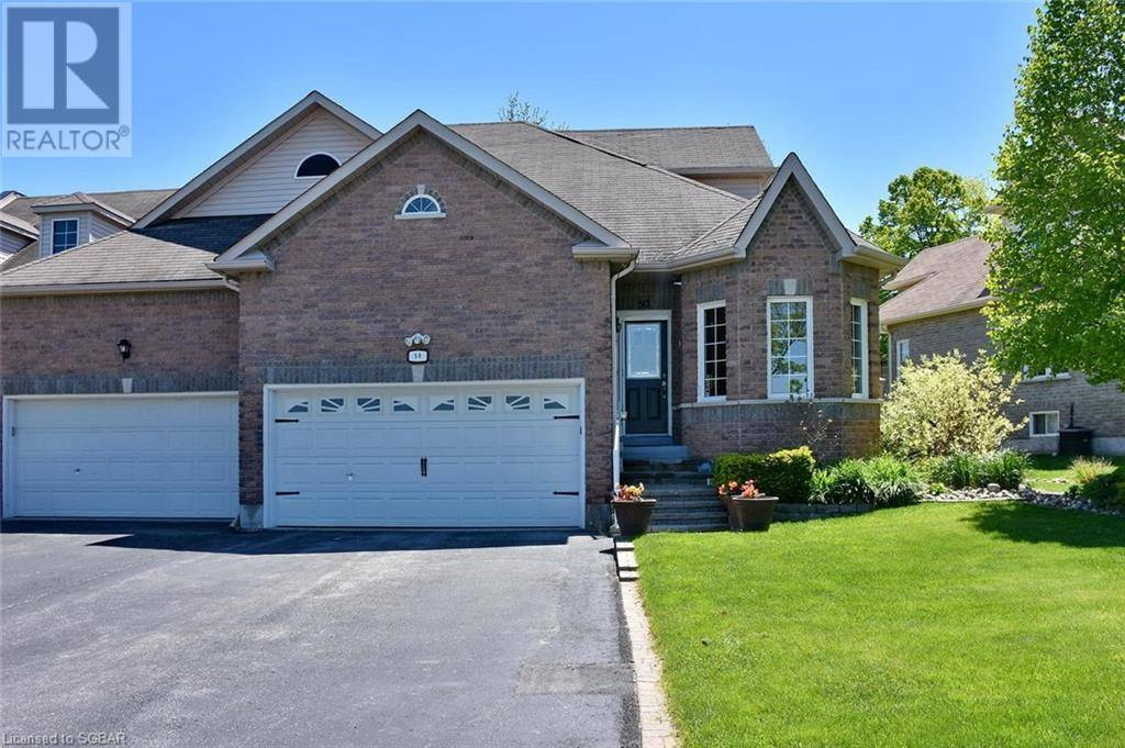 Townhouse for rent at 50 Thomas Dr Collingwood Ontario - MLS: 221510