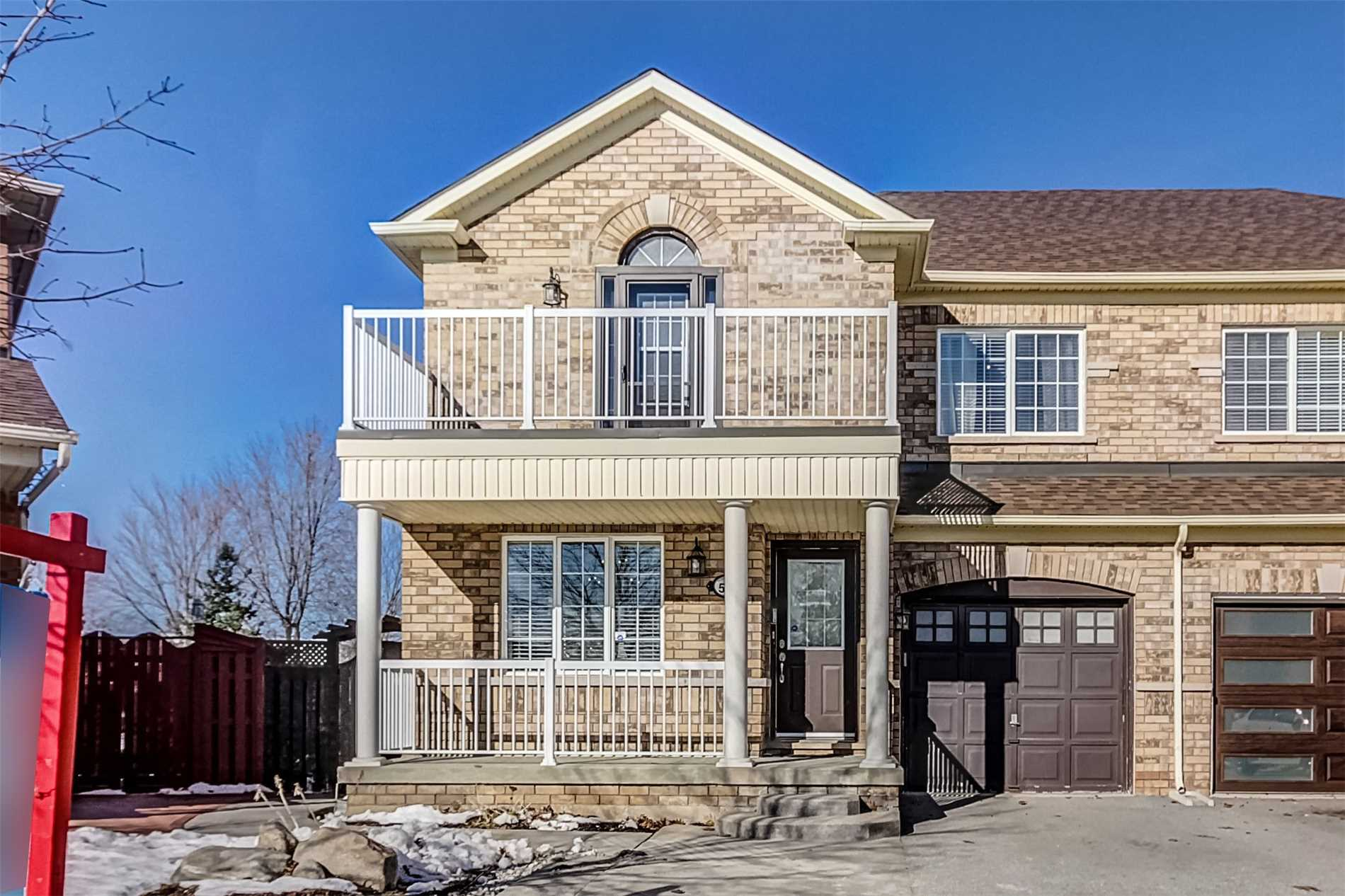House for sale at 50 Tianalee Crescent Brampton Ontario - MLS: W4309601