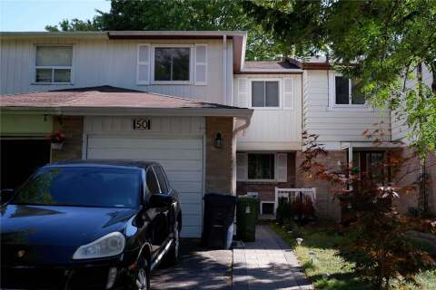 Townhouse for sale at 50 Trott Sq Toronto Ontario - MLS: E4909151