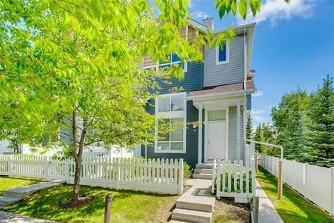 Townhouse for sale at 50 Tuscany Ct Northwest Calgary Alberta - MLS: C4254699