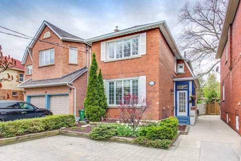House for sale at 50 Warland Ave Toronto Ontario - MLS: E4456172