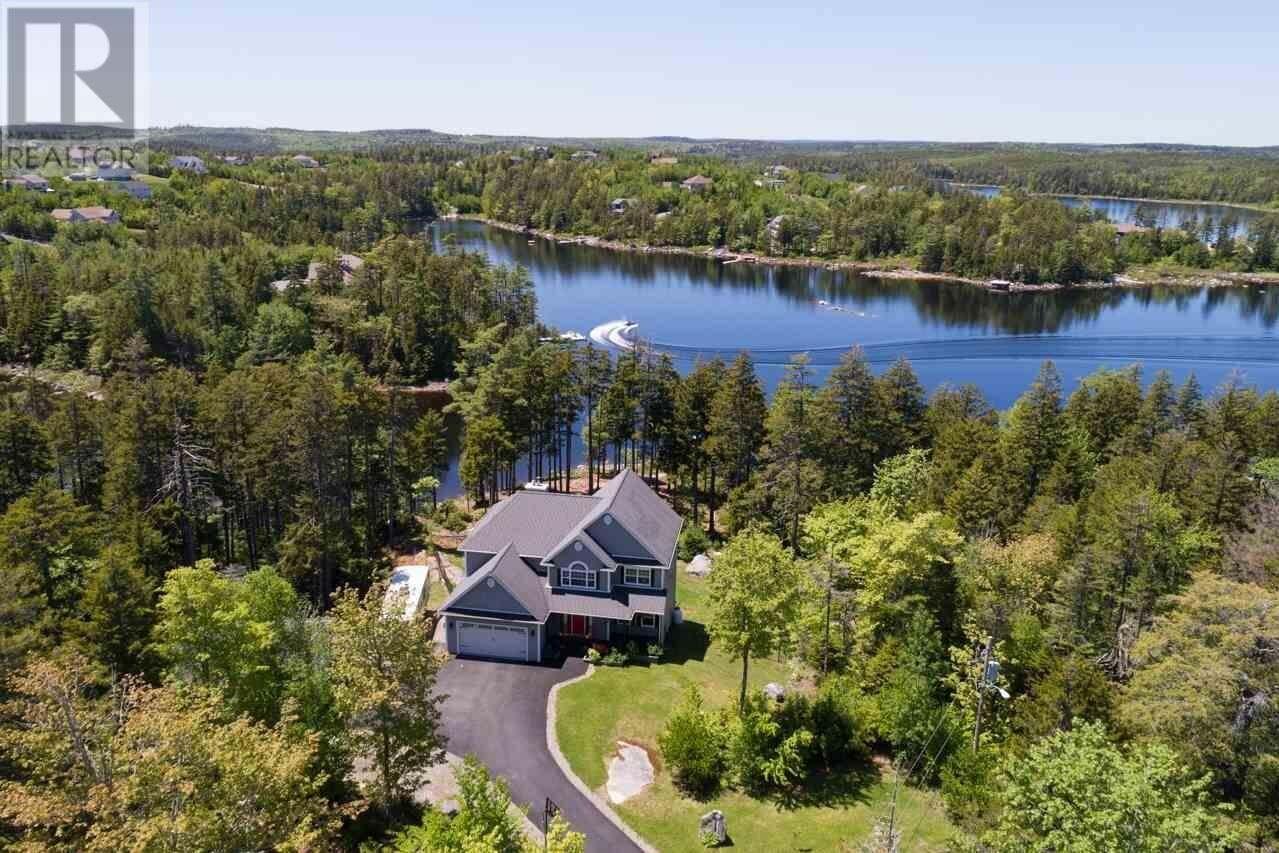 House for sale at 50 Waterbury Ln Upper Tantallon Nova Scotia - MLS: 202010723
