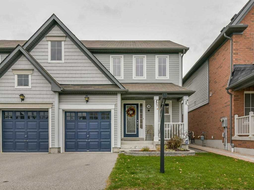 House for sale at 50 Westray Crescent Ajax Ontario - MLS: E4329384