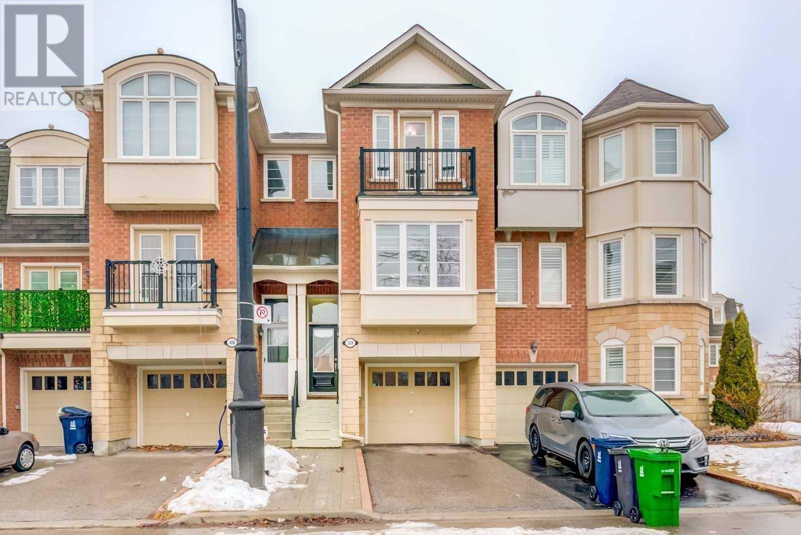 Townhouse for sale at 50 Winkler Te Toronto Ontario - MLS: E4743145