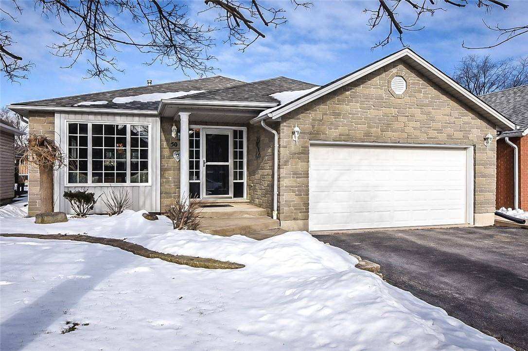 House for sale at 50 Woodbrook Ct Glanbrook Ontario - MLS: H4072609