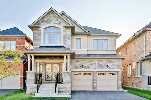 House for sale at 50 Yately St Brampton Ontario - MLS: W4624987
