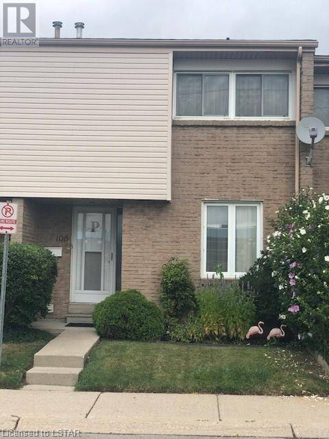 Residential property for sale at 106 Osgoode Dr Unit 500 London Ontario - MLS: 214163