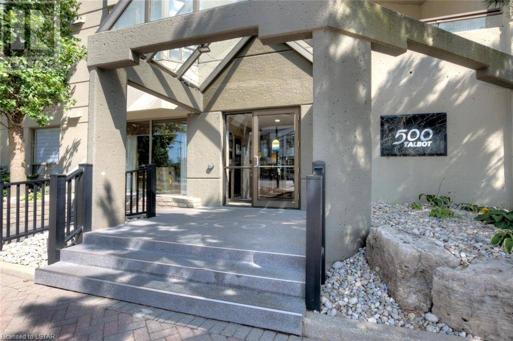 Condo for sale at 1606 Talbot St Unit 500 London Ontario - MLS: 222000