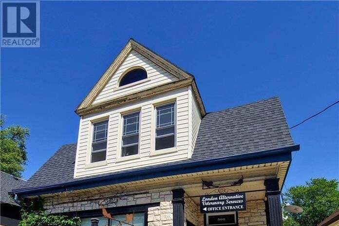 Commercial property for sale at 500 Adelaide St N London Ontario - MLS: 252805