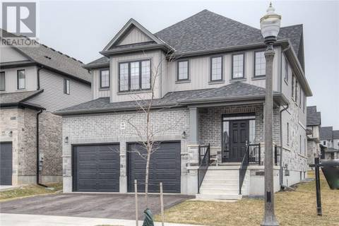 House for sale at 500 Deer Creek Pl Kitchener Ontario - MLS: 30727231