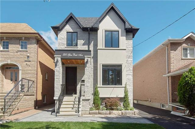 House For Sale At 500 Glen Park Ave Toronto Ontario