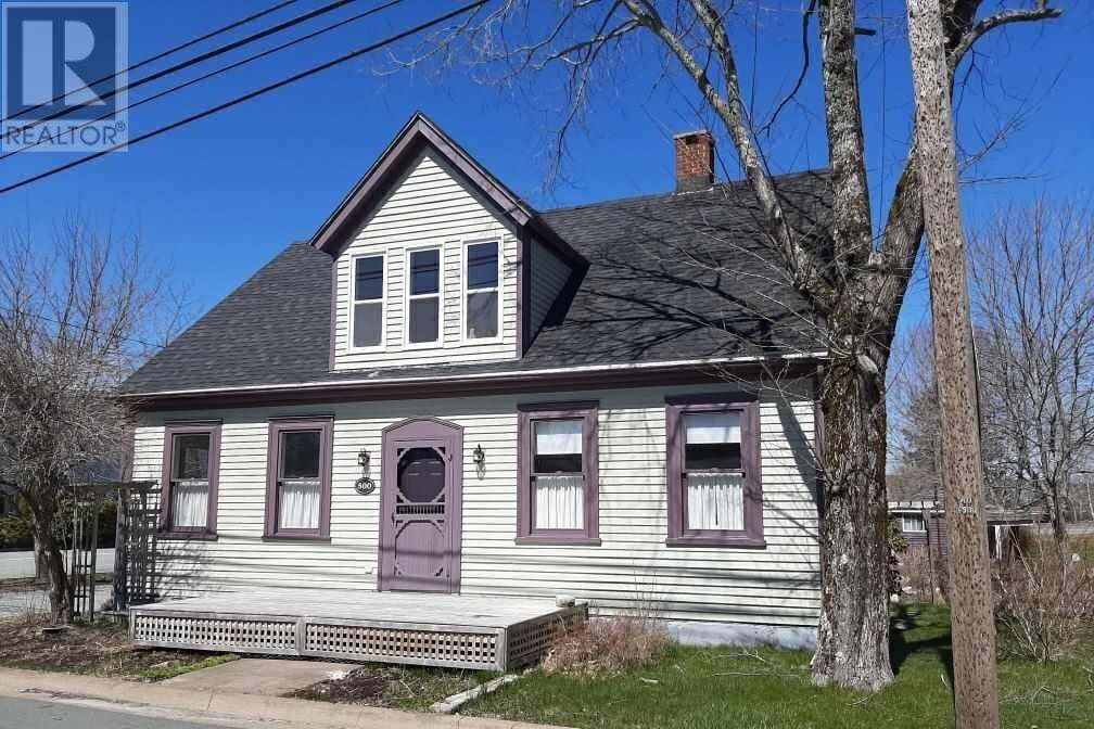 House for sale at 500 Main St Liverpool Nova Scotia - MLS: 202006802