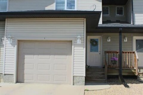 Townhouse for sale at 5000 60 Ave Ponoka Alberta - MLS: A1003209