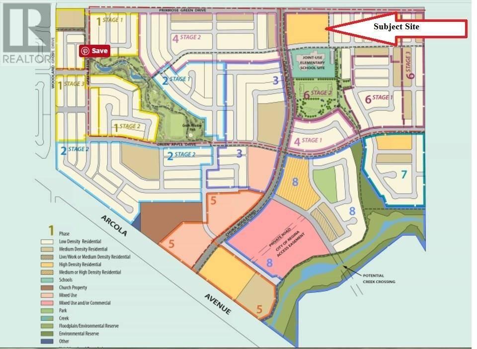 Residential property for sale at 5000 Green Brooks Wy E Regina Saskatchewan - MLS: SK755514