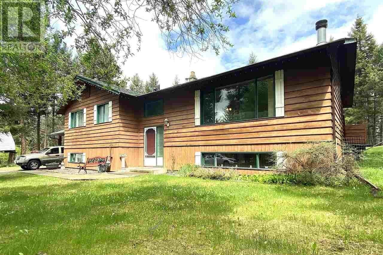 House for sale at 5001 Gloinnzun Dr 108 Mile Ranch British Columbia - MLS: R2458919
