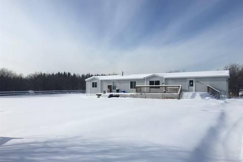 Home for sale at 50016 Range Rd Rural Brazeau County Alberta - MLS: E4155988