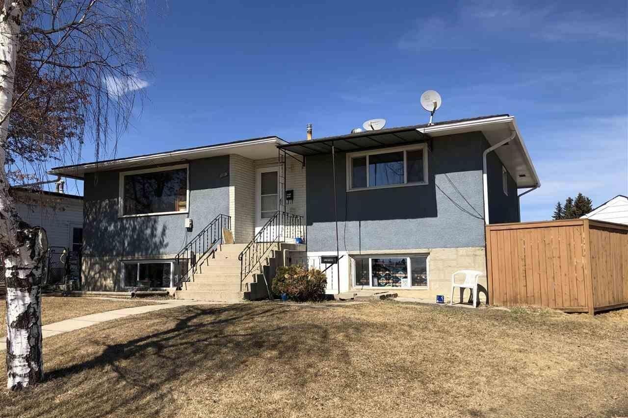 Townhouse for sale at 5002 40 Av Wetaskiwin Alberta - MLS: E4189352