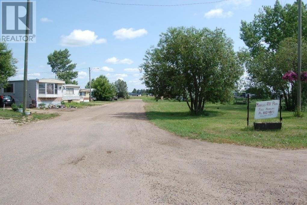 Residential property for sale at 5002 54a St Castor Alberta - MLS: ca0032933