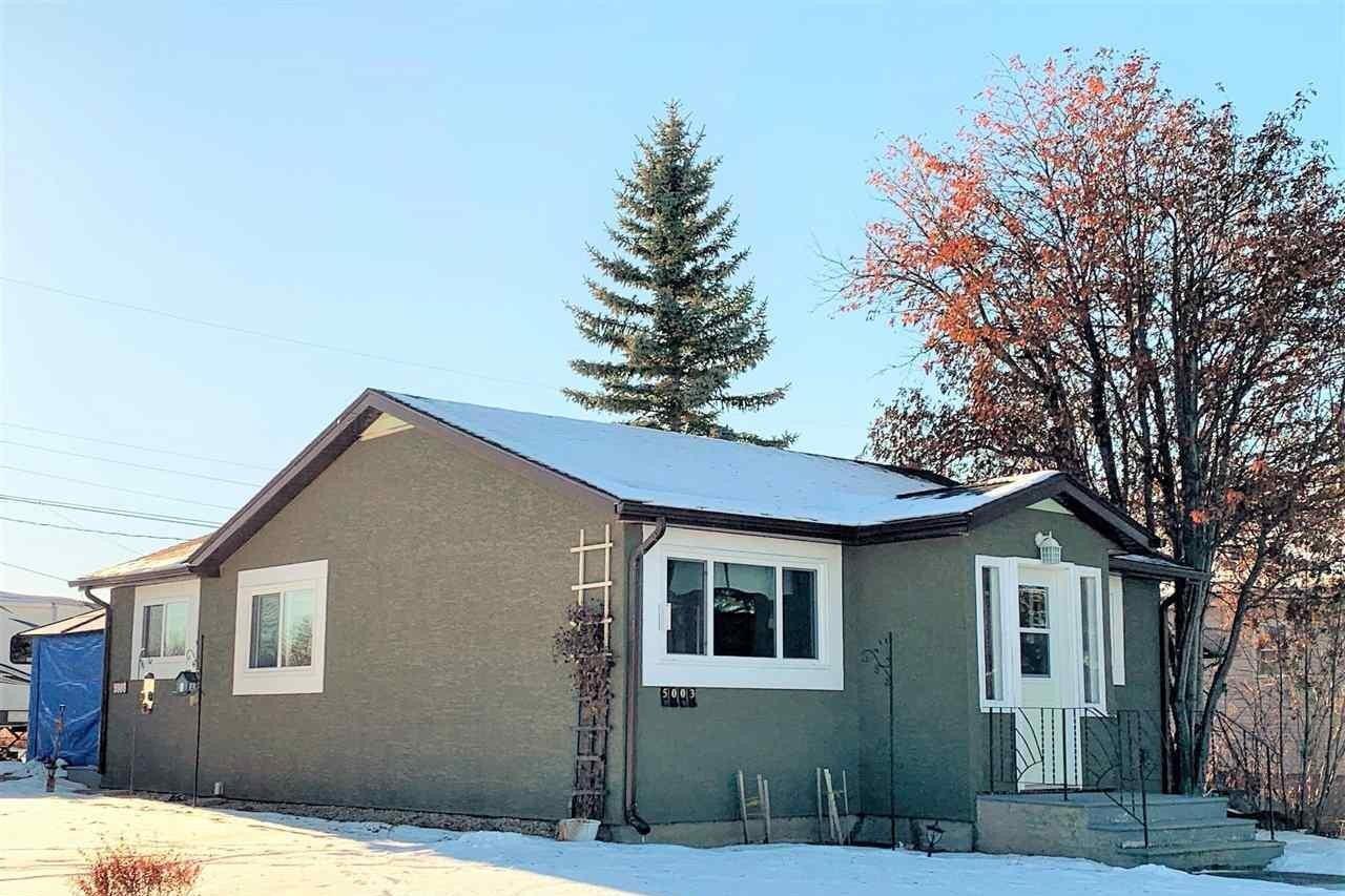 House for sale at 5003 47 Av Evansburg Alberta - MLS: E4221980
