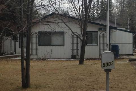 House for sale at 5003 Crestview Dr Rural Lac Ste. Anne County Alberta - MLS: E4154716
