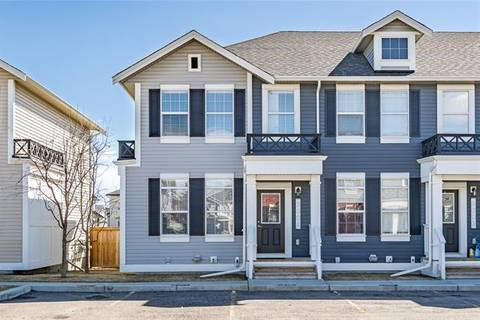Townhouse for sale at 1001 8 St Northwest Unit 5004 Airdrie Alberta - MLS: C4294140