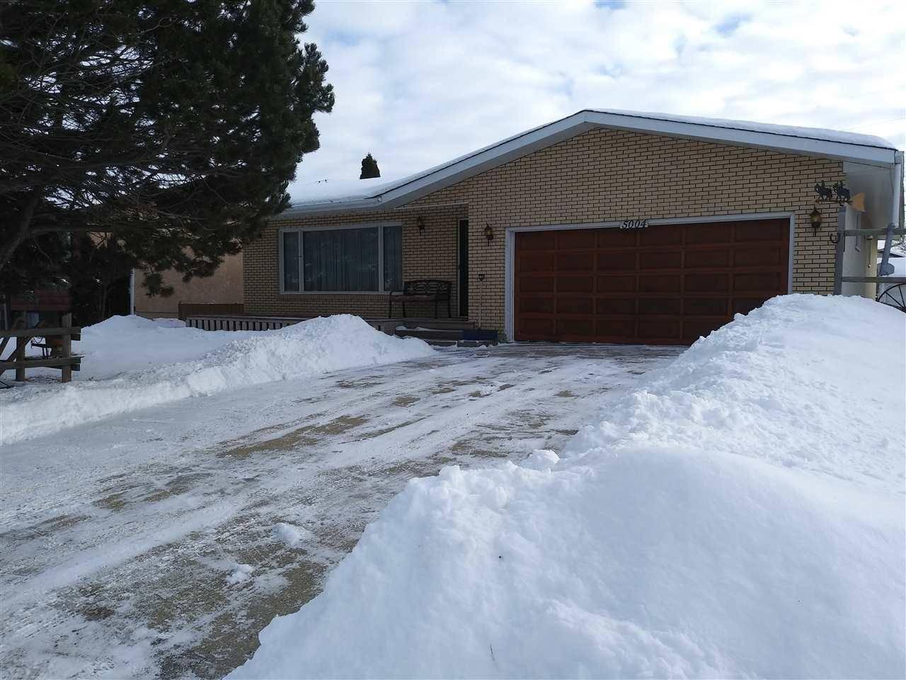 House for sale at 5004 56 Ave Stony Plain Alberta - MLS: E4187279